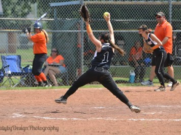 amanda Scarborough how many days a week to practice pitching
